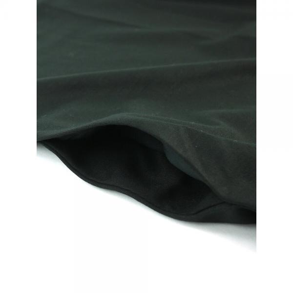 FANEUIL ファヌル リヨセル フロントタック ロング キャミワンピース F-9918201 2(M) ブラック(19)