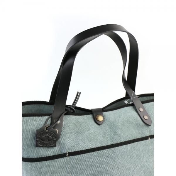 TAMPICO タンピコ ストーンウォッシュコットン  トートバッグ ガーデンバッグ NEW GARDEN BAG COTTON STONE WASH HANDLE 1022-2HCCSW F(フリー) ABRICOT(ABR)