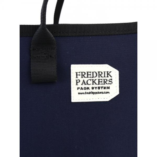 FREDRIK PACKERS フレドリックパッカーズ コーデュラナイロン  トートバッグ ESSENTIAL TOTE ESSENTIAL-T F(フリー) ブラック(BLK)