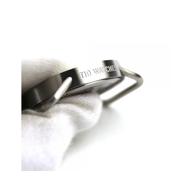 TID Watches ティッドウォッチズ  No.1 Collection 33mm 腕時計 文字盤 シルバーケース/シルバーダイアル 148434 F(フリー) シルバー(SLV)