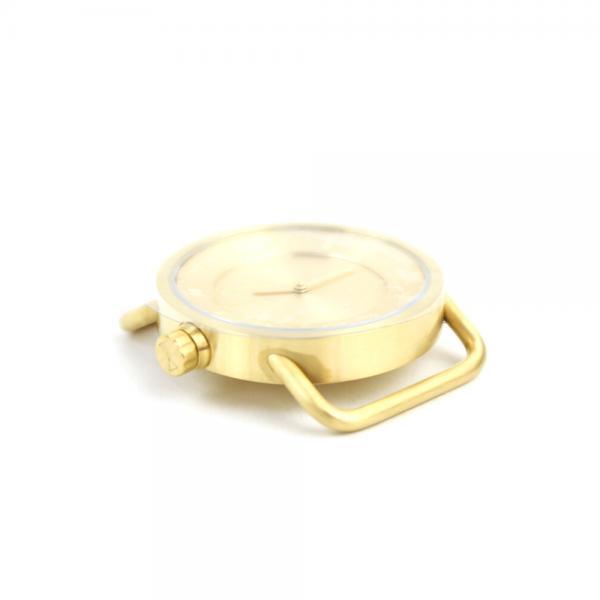 TID Watches ティッドウォッチズ  No.1 Collection 33mm 腕時計 文字盤 ゴールドケース/ゴールドダイアル 148435 F(フリー) ゴールド(GLD)