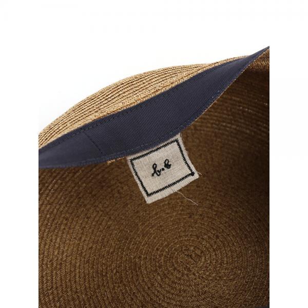 French Bull フレンチブル  ブレード ペーパーベレー 帽子 イジスベレー 38-04181 F(フリー) キナリ(43)
