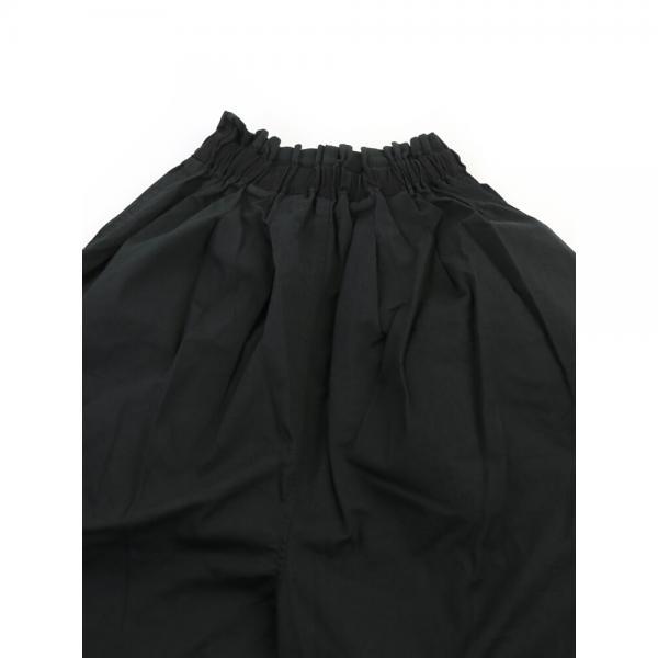 ANTGAUGE アントゲージ コットン イージー アンクル ワイドパンツ C1526 L(L) ブラック(24)