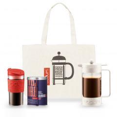 """【日本正規品】ボダムの福袋""""コーヒーで冬ぽっかぽか""""4,000円セット!"""