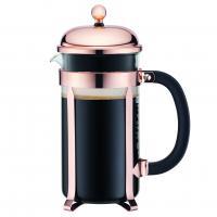 【日本正規品】CHAMBORD フレンチプレスコーヒーメーカー 1.0l