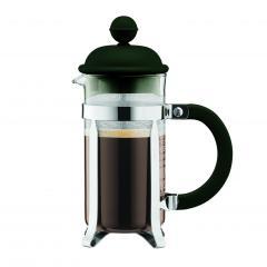 【日本正規品】CAFFEETTIERA フレンチプレスコーヒーメーカー フォレストグリーン 0.35l