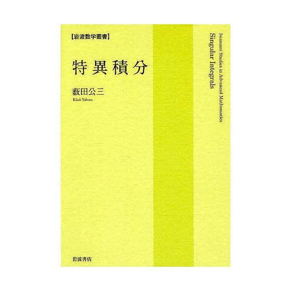特異積分/薮田公三