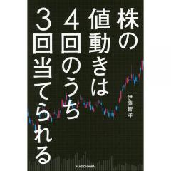 株の値動きは4回のうち3回当てられる/伊藤智洋