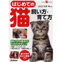 はじめての猫飼い方・育て方/石野孝