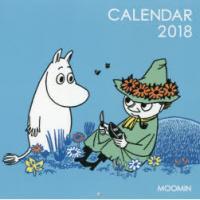 カレンダー '18 ムーミン ムーミンと