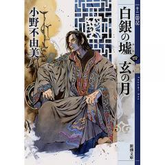 白銀(しろがね)の墟 玄(くろ)の月 第4巻/小野不由美