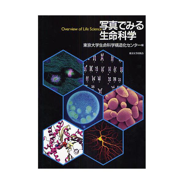 写真でみる生命科学/東京大学生命科学構造化センター