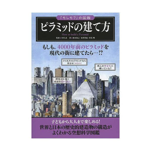 ピラミッドの建て方/中川武/柏木裕之/米澤貴紀