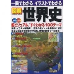 一冊でわかるイラストでわかる 図解世界史/成美堂出版編集部