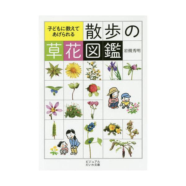 子どもに教えてあげられる散歩の草花図鑑/岩槻秀明