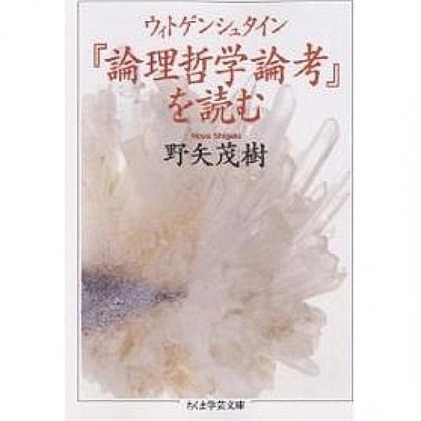ウィトゲンシュタイン『論理哲学論考』を読む/野矢茂樹