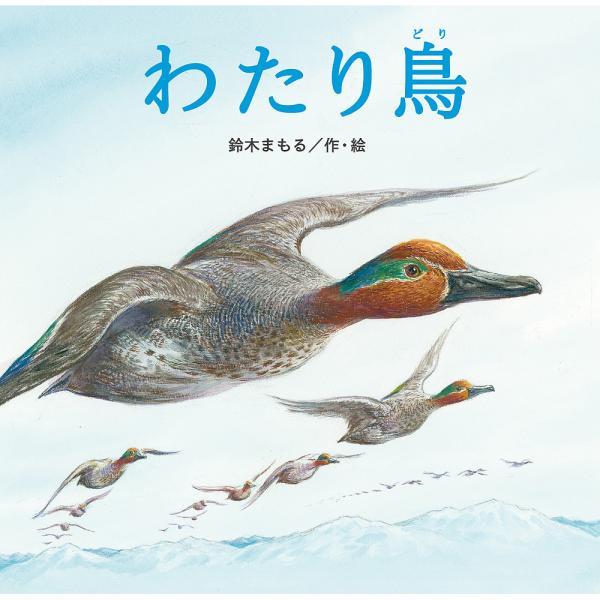 わたり鳥/鈴木まもる/子供/絵本