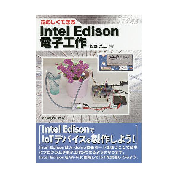 たのしくできるIntel Edison電子工作/牧野浩二