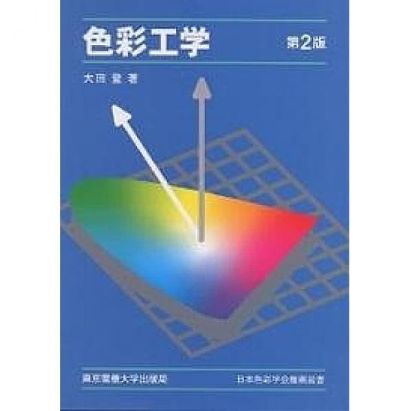 色彩工学/大田登