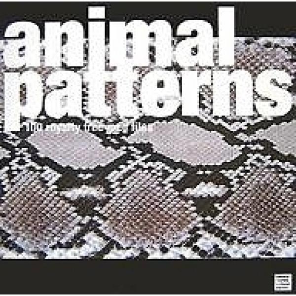 animal patterns 100 royalty free jpeg files