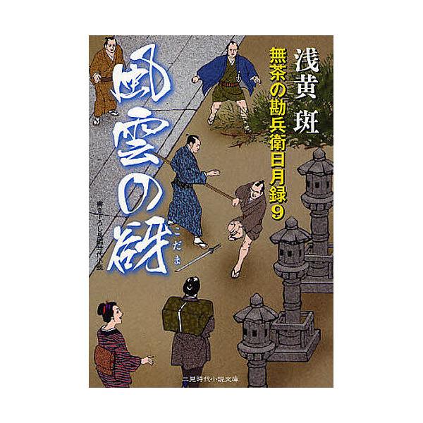 風雲の谺 書き下ろし長編時代小説/浅黄斑