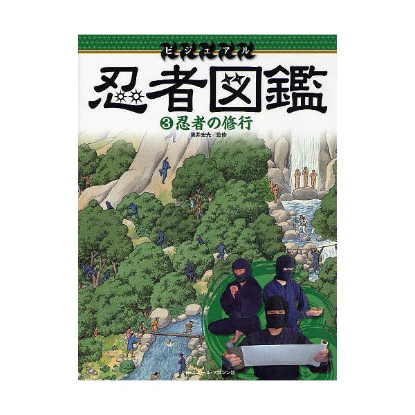 ビジュアル忍者図鑑 3/黒井宏光