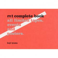 mt complete book all limited tapes,events and posters./居山浩二