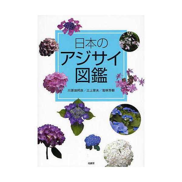 日本のアジサイ図鑑/川原田邦彦/三上常夫/若林芳樹
