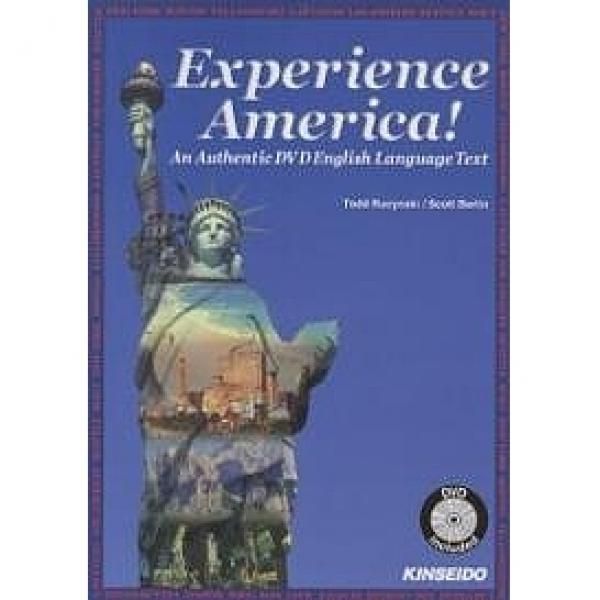 Experience America! An Authentic DVD English Language Text