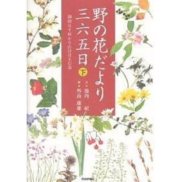 野の花だより三六五日 下/池内紀/外山康雄