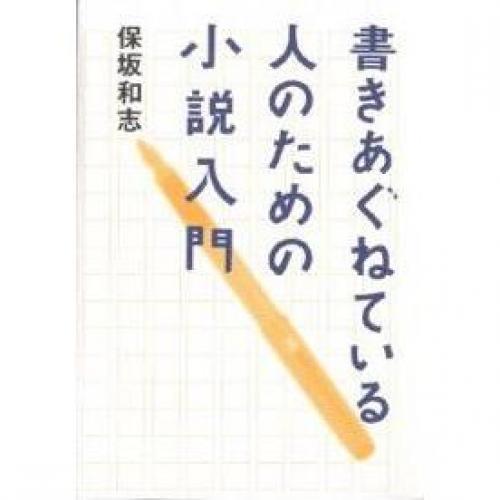 書きあぐねている人のための小説入門/保坂和志