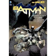 バットマン:梟の法廷 THE NEW 52!/スコット・スナイダー/グレッグ・カプロ/高木亮