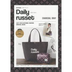 Daily russet 2017-2018AUTUMN/WINTER SPECIAL BOOK CHARCOAL GRAY CHARCOAL GRA