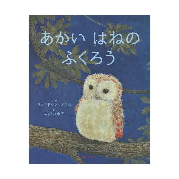 あかいはねのふくろう/フェリドゥン・オラル/・絵広松由希子/子供/絵本