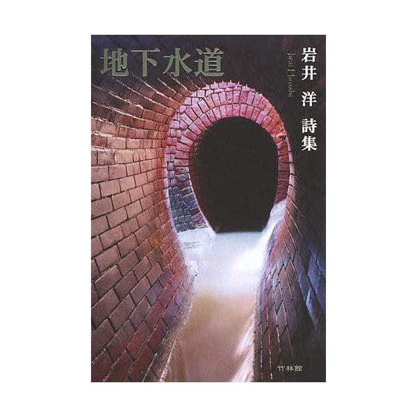 地下水道 岩井洋詩集/岩井洋