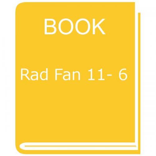 Rad Fan 11- 6