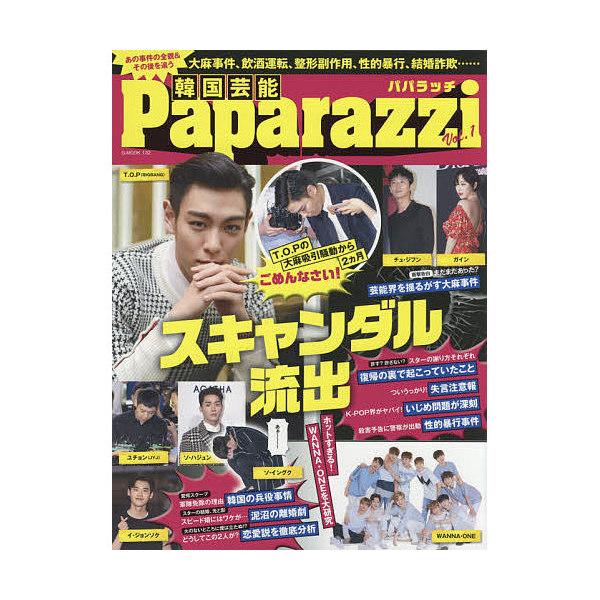韓国芸能Paparazzi Vol.1