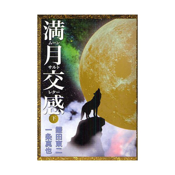 満月交感(ムーンサルトレター) 下/鎌田東二/一条真也