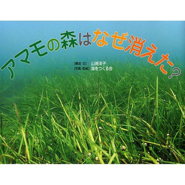 アマモの森はなぜ消えた?/山崎洋子/海をつくる会/子供/絵本