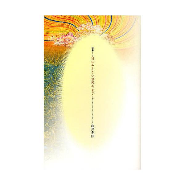 目にみえない世界のきざし 詩集/北沢方邦