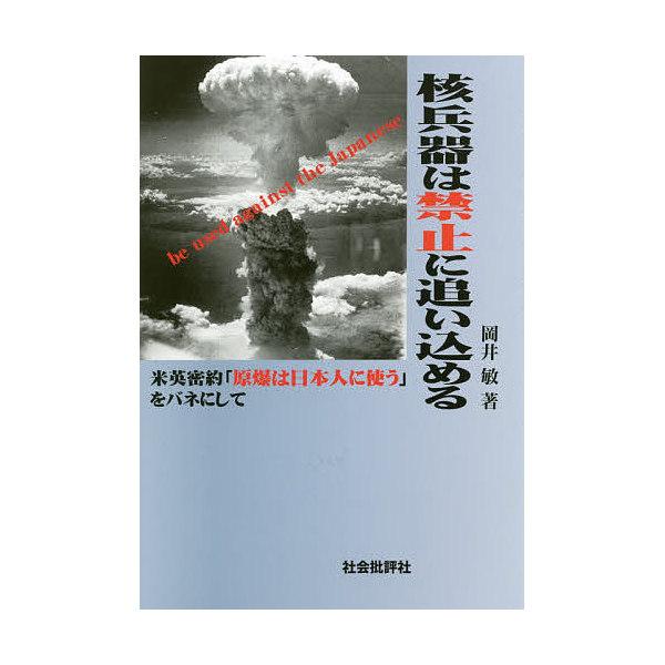 核兵器は禁止に追い込める 米英密約「原爆は日本人に使う」をバネにして/岡井敏