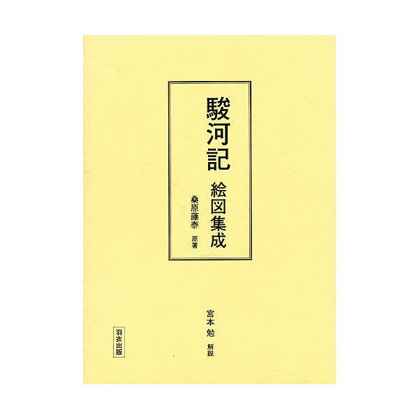 駿河記絵図集成 影印/桑原藤泰
