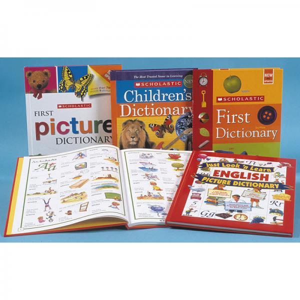 こども向け英英辞典 ジュニア英語名作ライブラリー 4巻セット