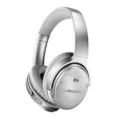 【ボーズ公式ストア / 送料無料】 Bose QuietComfort 35 wireless headphones II ワイヤレスノイズキャンセリングヘッドホン : シルバー