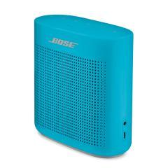 Bose SoundLink Color Bluetooth speaker II ポータブルワイヤレススピーカー : アクアティックブルー