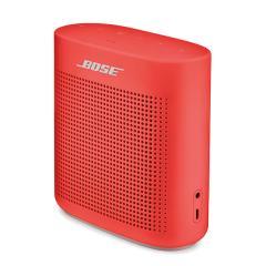 【10%OFFクーポン対象製品 / ボーズ公式ストア / 送料無料】 Bose SoundLink Color Bluetooth speaker II ポータブルワイヤレススピーカー : コーラルレッド
