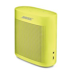 """""""ワイヤレススピーカー Bose SoundLink Color Bluetooth speaker II イエローシトロン / ボーズ公式ストア 全品ポイント5倍 送料無料"""""""