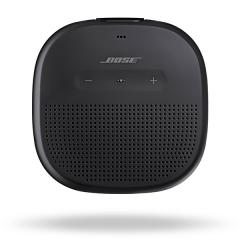 Bose SoundLink Micro Bluetooth speaker ポータブルワイヤレススピーカー : ブラック