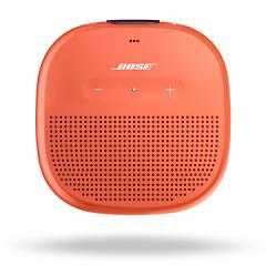 【10%OFFクーポン対象製品 / ボーズ公式ストア / 送料無料】 Bose SoundLink Micro Bluetooth speaker ポータブルワイヤレススピーカー : ブライトオレンジ