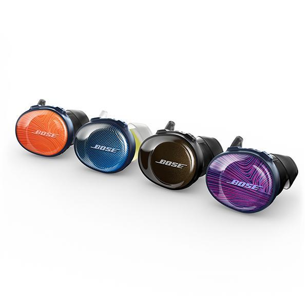 完全ワイヤレスイヤホン Bose SoundSport Free wireless headphones ブラック / ボーズ公式ストア 全品ポイント5倍 送料無料